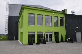 Gumeko Sp. z o.o. – zakład recyklingu opon i wyrobów gumowych