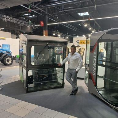Targi Construction Machinery Exhibition 2021!